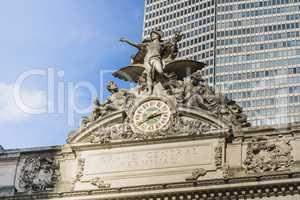 Grand Central Terminal clock