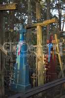 Russian Orthodox crosses