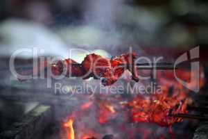 Barbecue Tandoori Chicken