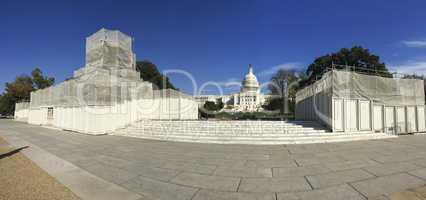 Capitol hill, Washington, DC