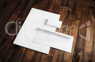 Mockup for branding identity