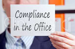 Compliance in the Office