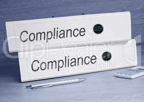 Compliance binders in the Office