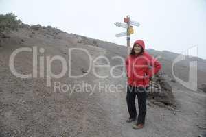 Am Pico de la Nieve, La Palma