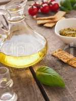 Pesto verde, Italian food
