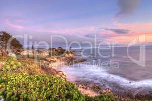 Little Corona Beach in Corona Del Mar