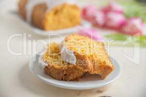 Möhrenkuchen