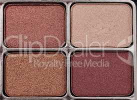 eye shadow powder