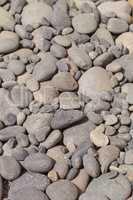 Smooth grey stone