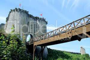 château de larvardin