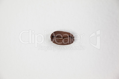 Single roasted coffee bean