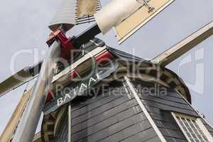 Mill Bataaf in Winterswijk.