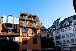 Neat Houses of Strasbourg