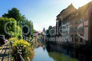 Quay Woerthel in Strasbourg