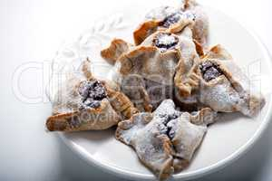 Hamantaschen Cookies for Purim