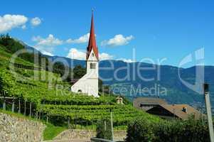 Kirche von Oberplars