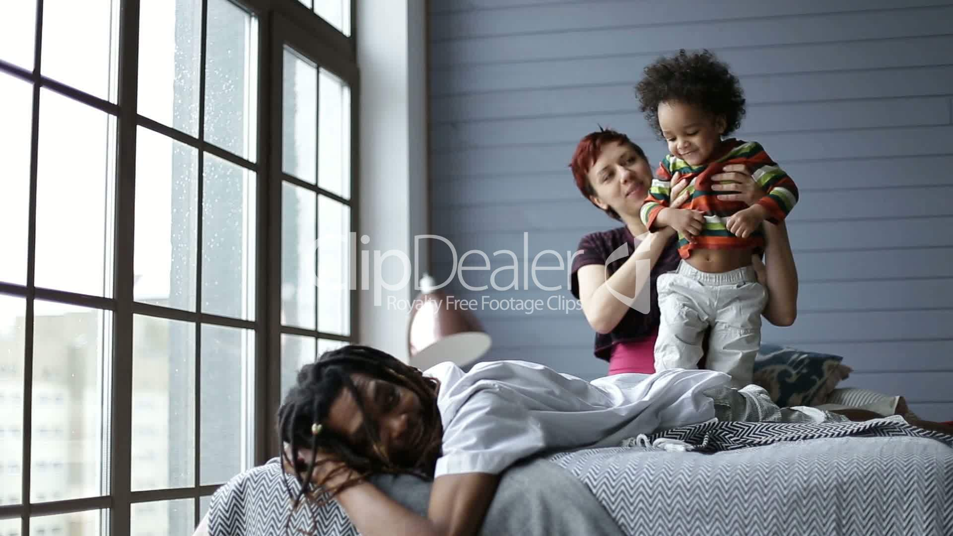 black mom have sex with son