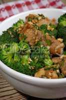 Pork with Broccoli
