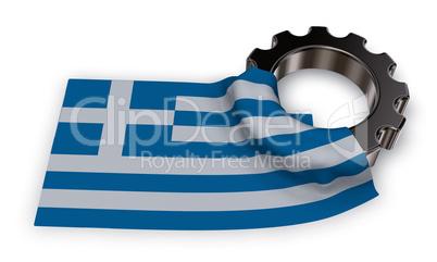 griechische industrie