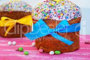 Christian pastry for Easter
