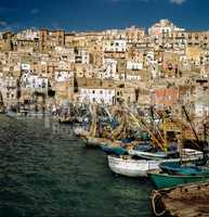 Village, Sicily