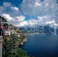 Coast of Amalfi, Italy