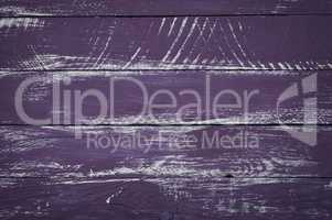 purple wooden background from the old boards
