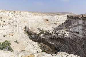 En Advat Nationalpark or Ein Advat, Negev, Israel