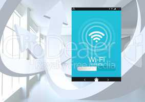 Wi-Fi App Interface