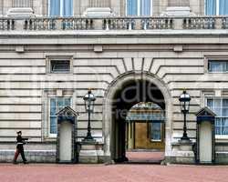 Buckingham Palace Sentry Guard