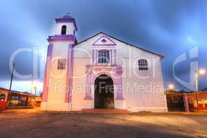 church at Portobelo is the Iglesia de San Felipe