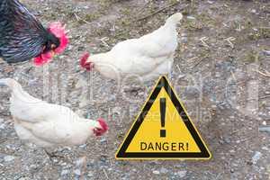Symbolisch allgemeine Prävention gegen Infektionen.