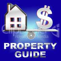 Property Guide Means Real Estate 3d Rendering
