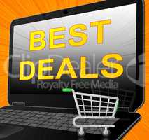 Best Deals Represents Promotional Closeout 3d Illustration
