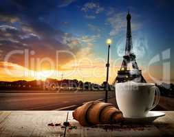 Coffee break in Paris