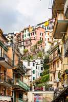 Locality of the Cinque Terre villages