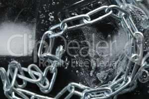 Chain Under Ice