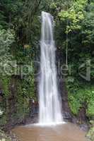 Wasserfall Sao Nicolau, Sao Tome und Principe, Afrika