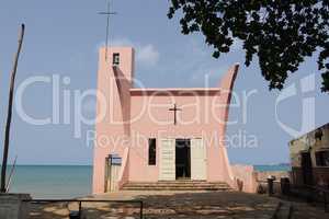 Kapelle Sao Pedro, Sao Tome Stadt, Sao Tome und Principe, Afrika