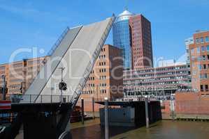 Bridge and Hanseatic Trade Center