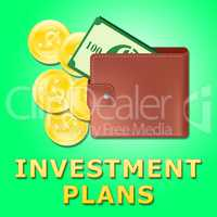 Investment Plans Meaning Investing Schemes