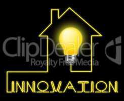Innovation Light Shows Reorganization Transformation And Restruc