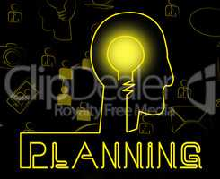 Planning Brain Represents Goals Objectives And Aspirations