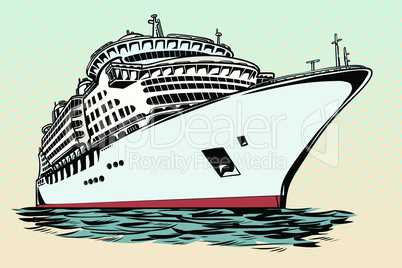 cruise ship vacation sea travel