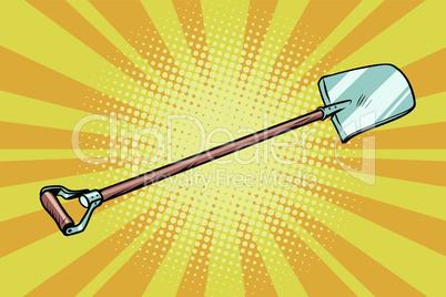shovel garden tool