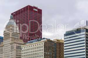 The CNA Center in Chicago