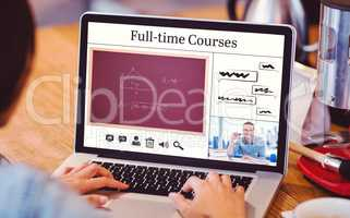 Composite image of composite image of full-time courses
