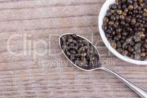 Papaya kernels
