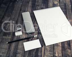 Responsive design mock up