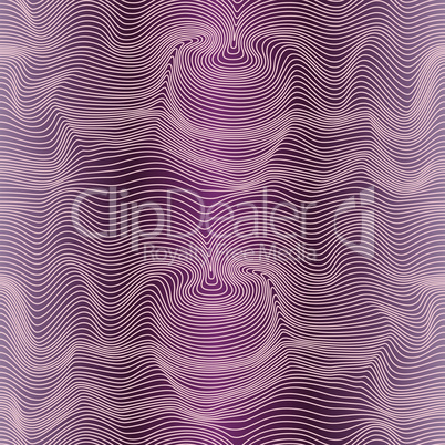Abstract seamless pattern with gradient hues